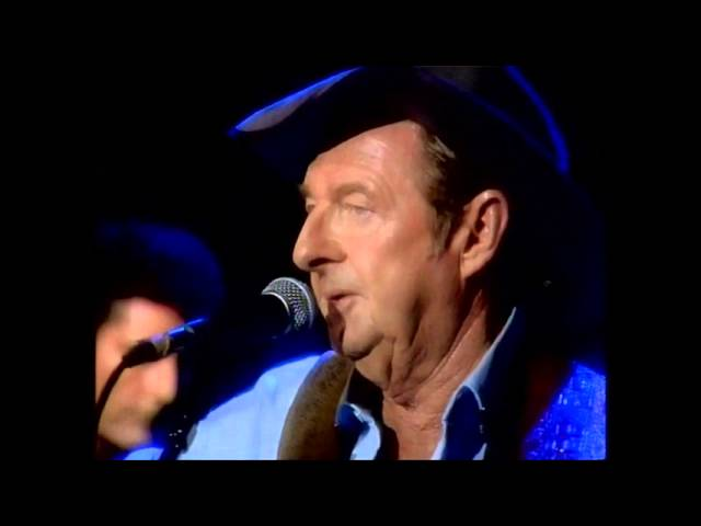 The Rain Tumbles Down in July  ---  Slim Dusty.
