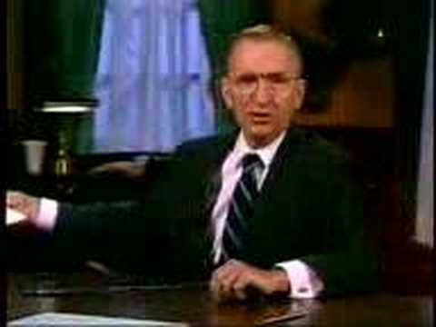 The FIRST political infomercial- Video
