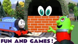 Thomas and Friends Fun and Games with the funny Funlings | Toy Stories for kids and children TT4U