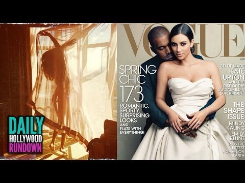 Selena Gomez Nude Curtain Photo? Kim And Kanye's Vogue Cover  (dhr) video
