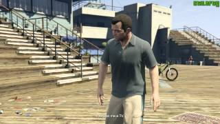 GTA 5 PC - Mission #7 - Daddy's Little Girl [Gold Medal]