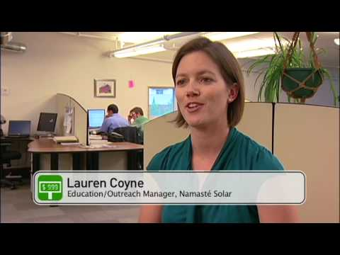 Green Careers: Sustainable Futures - Namast Solar Sequence
