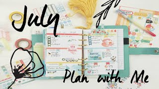 Plan with Me-Mid July | OhSoFawn