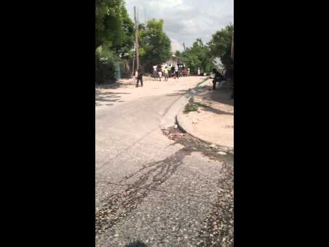Follow me! Off the airplane and into the streets of Port-au-Prince, Haiti! Part 2