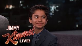 "How Neel Sethi Got His Part in ""The Jungle Book"""