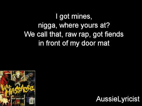 Criminology 2.5 - Ghostface Killah & Method Man + Lyrics - From Wu-Massacre