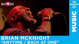 "Brian McKnight - ""Anytime/Back At One"" [LIVE @ Tipitina's, A Night in N'awlins]"