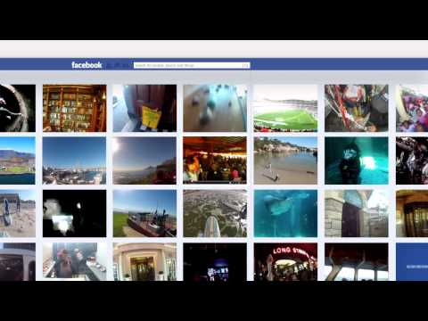 Cape Town Tourism: Facebook Holiday