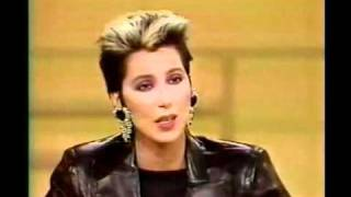 Cher - Donahue Show (1985) Part 1
