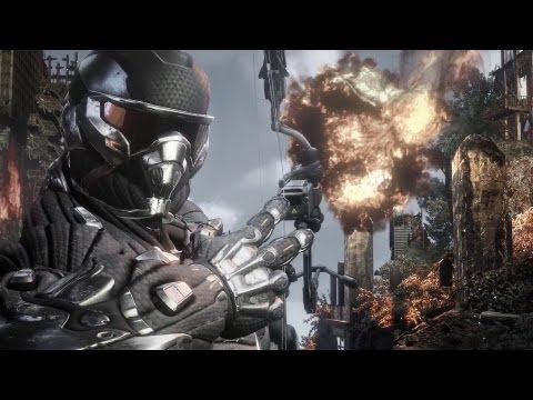 Crysis 3 - Sharp Dressed Man Commercial