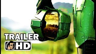 HALO INFINITE Official E3 Trailer (2018) Master Chief Microsoft Xbox One Game HD