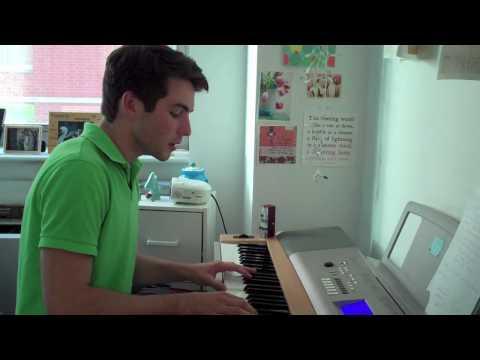 Ben Moss sings Sanity - Watch in HD!
