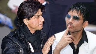 Shahrukh Khan INSULTS Kamaal R Khan on Twitter