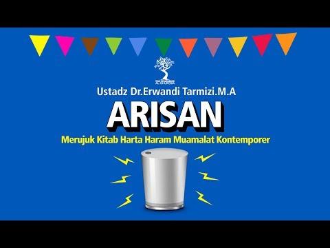Arisan - Ustadz Dr.Erwandi Tarmizi