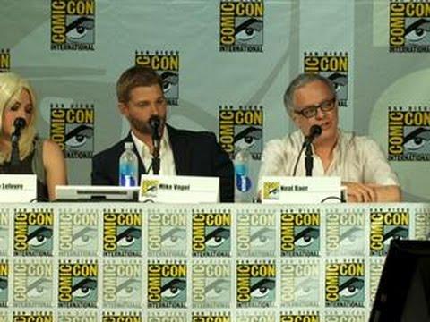 Comic-Con 2014 - Under the Dome Panel: Part 1