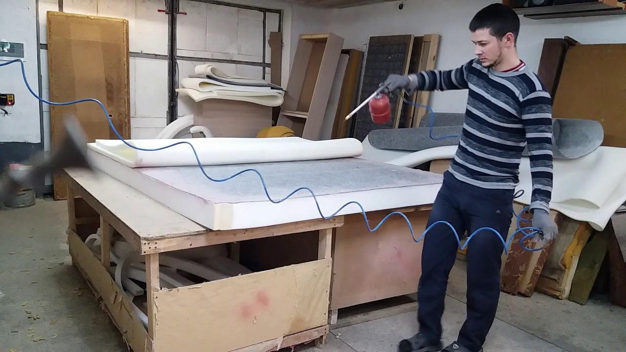 Как отремонтировать ватный матрас своими руками 5