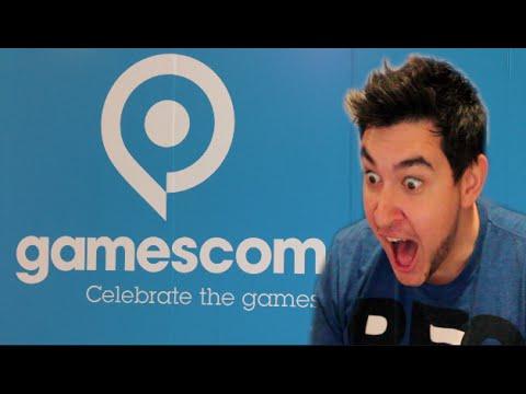 ChampChong at Gamescom 2014!! (Day 1)