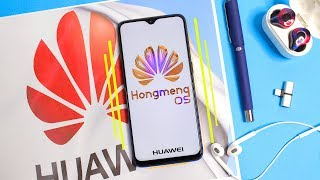 تعرف على نظام Hongmeng OS الرسمي من هواوي | بديل قوي لنظام اندرويد ؟