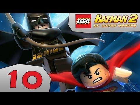 Zagrajmy w LEGO Batman 2: DC Super Heroes odc.10 Kupiłem UFO