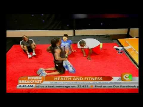 Power Breakfast: Health and Fitness