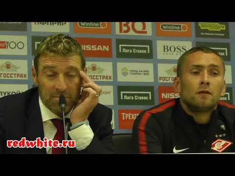 Массимо Каррера после матча Спартак - Рубин 1:0