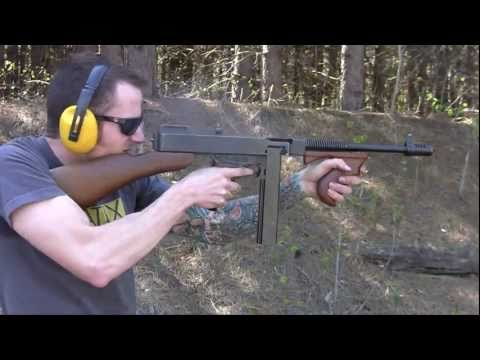 Thompson Sub Machine Guns