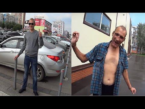 Перезагрузка / Одеваем Андрюху / Жизнь с чистого листа