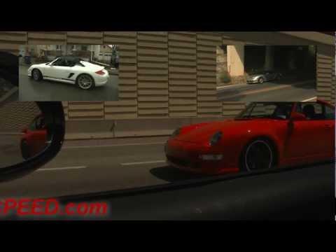 Porsche 987.2 Cayman R Fabspeed Race Exhaust Installation