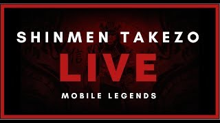 LOSE STREAK IS REAL | Shinmen Takezo Live | Mobile Legends