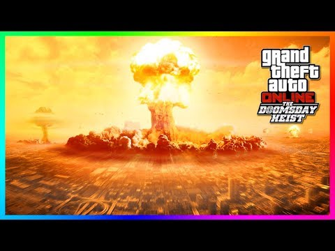 GTA Online The Doomsday Heist ENDING EXPLAINED - Final Payouts, Secret Changes, Easter Eggs & MORE!
