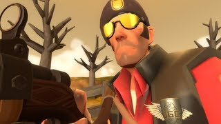 Bizarre Harvest_ TF2 [Live Commentary] Sniper Gameplay