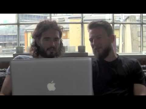 What's Behind This McDonalds Ad? Russell Brand The Trews (E107)