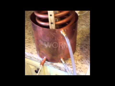 6 Gallon Moonshine Still