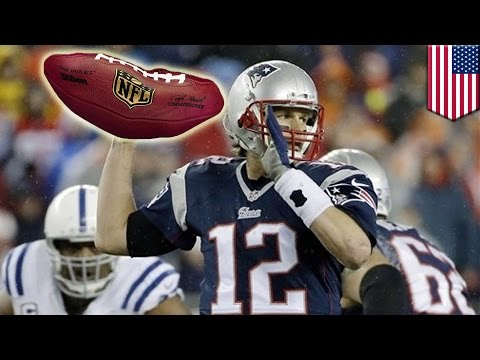 Patriots deflategate: New England being investigated for small balls in AFC title game