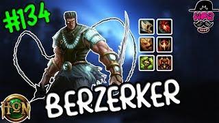 HON   HPR GAMER Replay [ Berzerker ] [HBX]''_ei'ei_''_Rank_Diamond