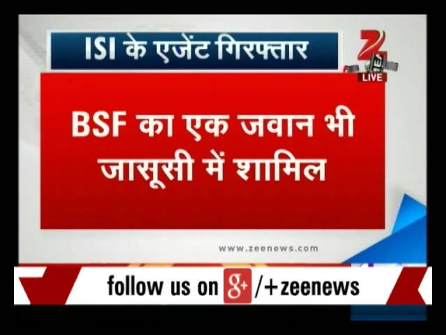 Delhi police arrests BSF Personnel, ISI operative for alleged espionage