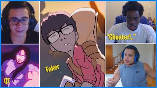 TFBlade Reacts to New Faker, Imaqtpie Animation | Kadeem vs a CheaterADC | LoL Daily Moments Ep #226