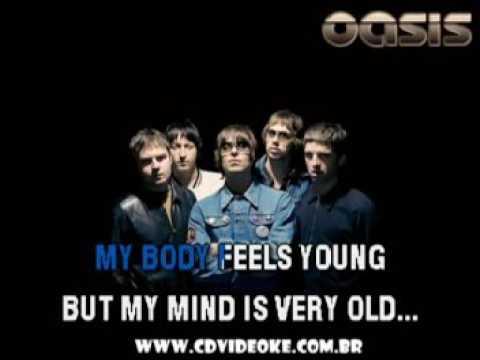Oasis   Half The World Away