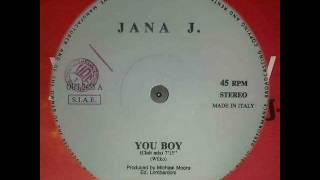 Jana J - You Boy