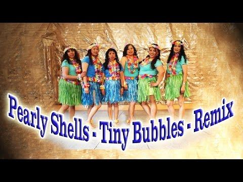 Pearly Shells - Tiny Bubbles - Remix (winnie's Wedding Dance) video
