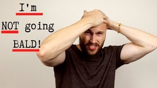 Hiding baldness  - Top 10 ways guys try to hide their balding