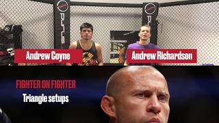 Fighter On Fighter: Breaking Down Donald Cerrone's Triangle Submissions - UFC Fight Night 132
