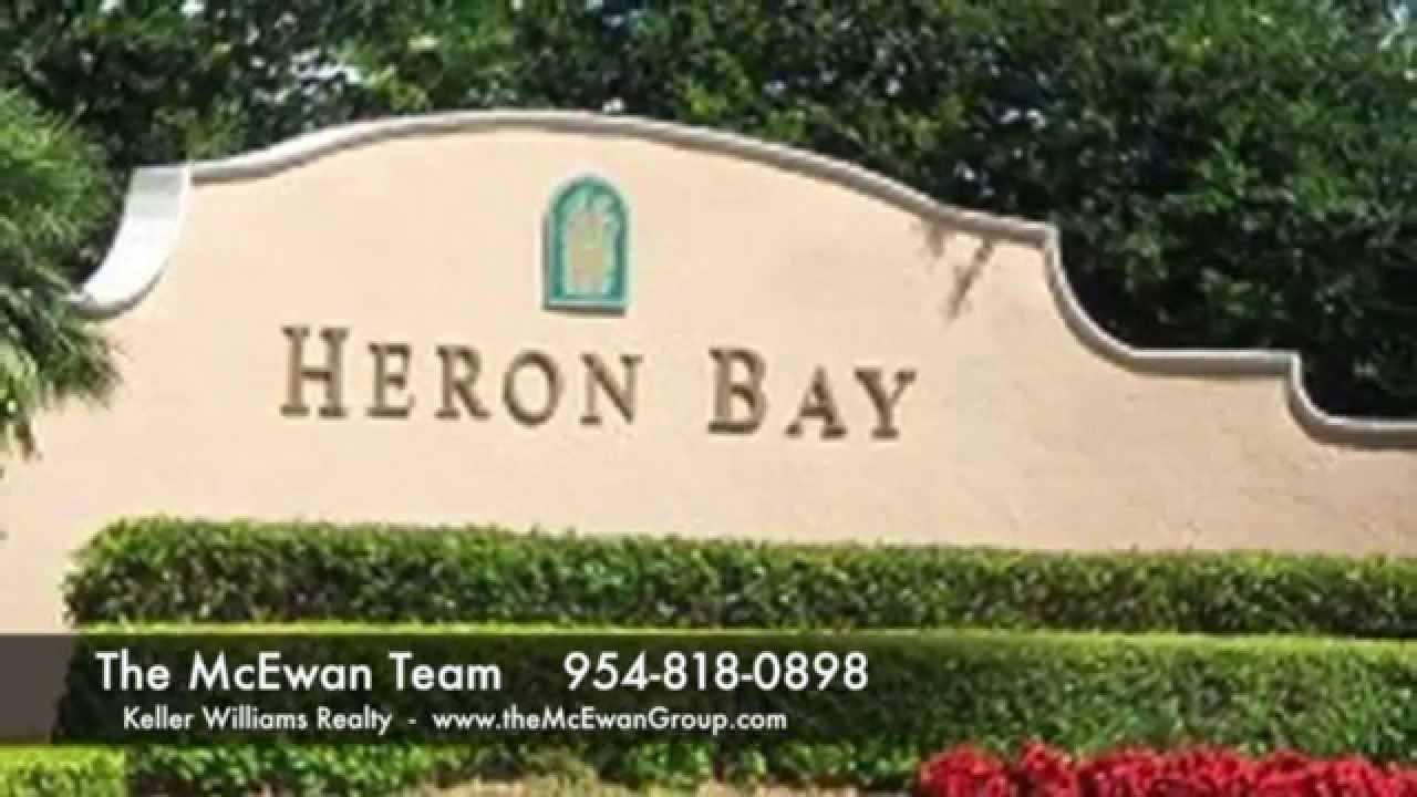 heron bay parkland fl homes for sale youtube