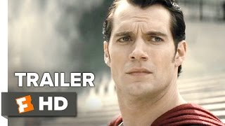 Batman v superman: dawn of justice official ultimate edition trailer (2016) - henry cavill movie hd