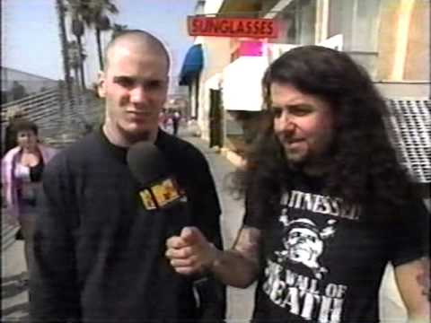 Vintage Pantera Interview MTV Headbangers Ball March 1992