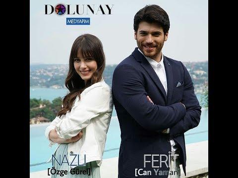 Полнолуние!!! Новый  турецкий сериал 2017