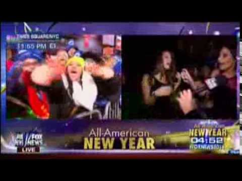 "Fox News New Year 2014: Two Drunk Girls: ""We"