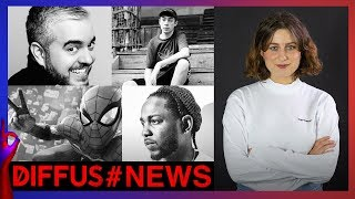 Spiderman-Soundtrack, Video der Woche von Yassin, LGoony und Newcomer der Woche | DIFFUS NEWS