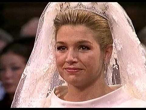 Miranda  van Kralingen - Ave Maria - Huwelijk Willem Alexander & Maxima 02-02-02 HD