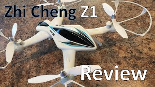 ZC Toys Z1 Quadcopter Review